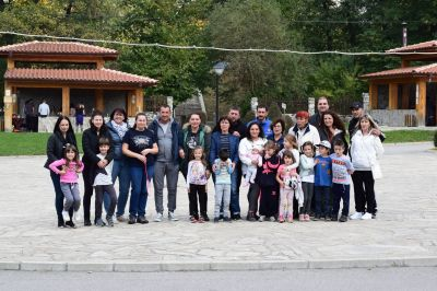 На излет с мама, татко и учители 2018г. - ДГ 9 Пламъче - София, Суходол