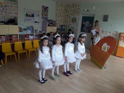 Нашите артисти 2019г. - ДГ 9 Пламъче - София, Суходол